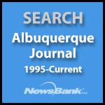 Search Albuquerque Journal, 1995 to Current