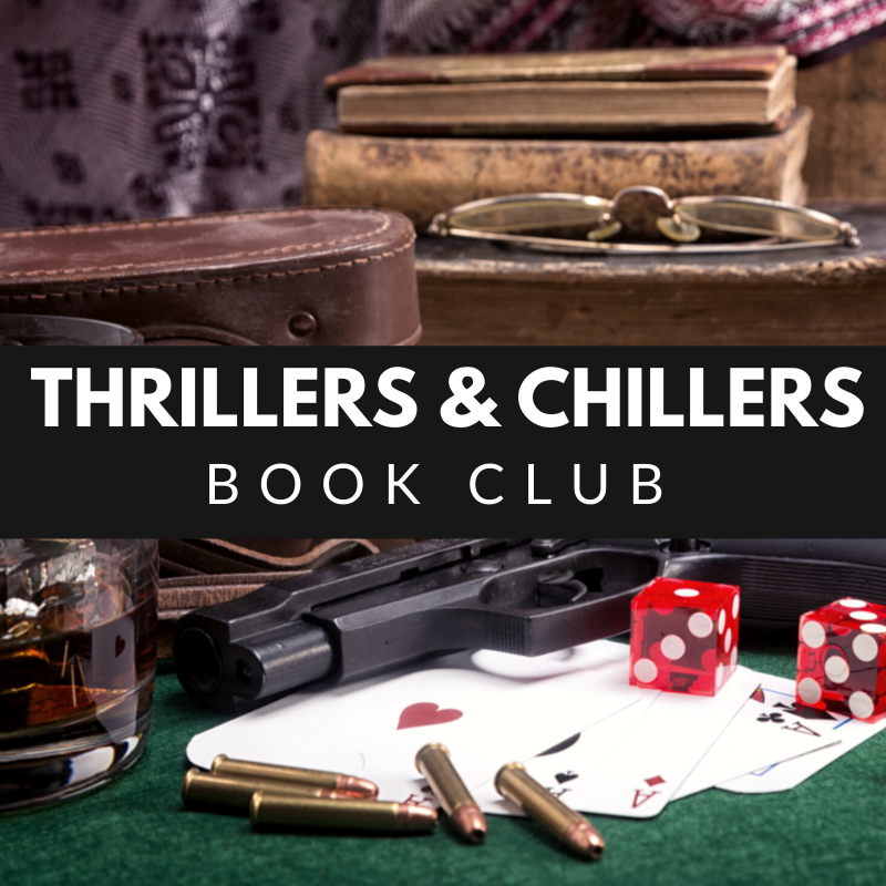 Thriller and Chillers Book Club