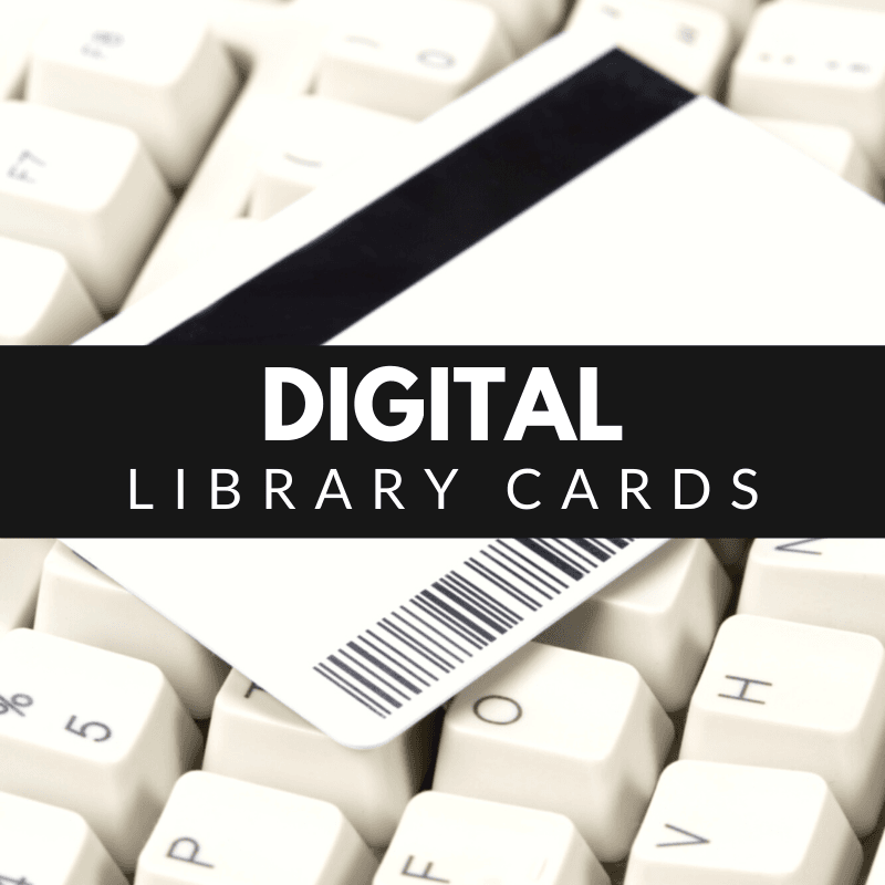 Digital Library Cards