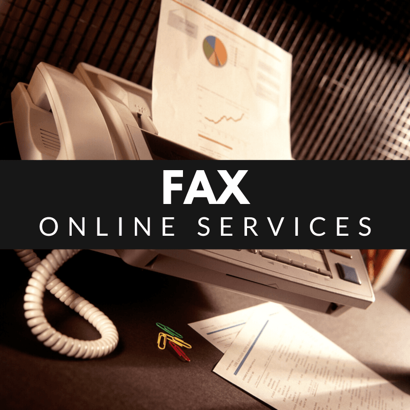 Fax Online Services