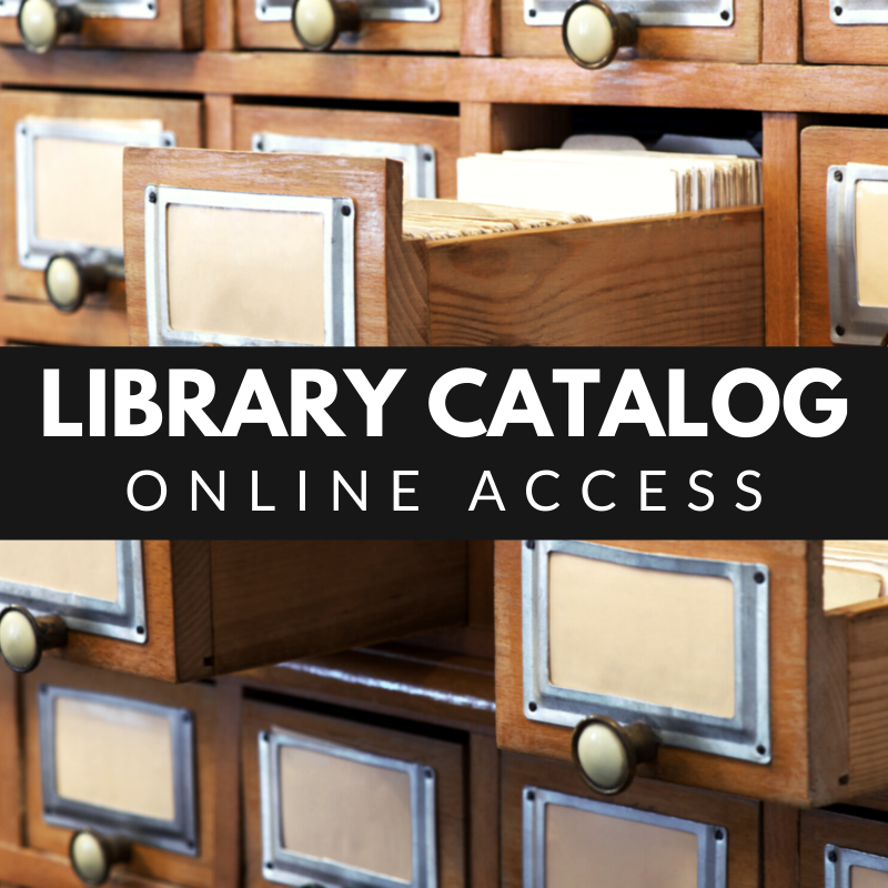 Library Catalog Online Access